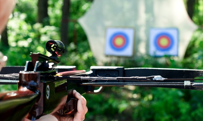 RTC Training Center - Bethany: $29 for a One-Hour Crossbow Lesson for One at RTC Training Center ($69 Value)