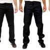 Rocawear Men's Flame-Stitch Straight-Leg Jeans