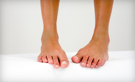 Laser Nail-Fungus Treatment for One Foot (an $800 value) - Jersey Foot Care in West Orange