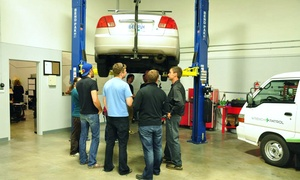 WrenchPatrol: How-to-Care-for-Your-Car Class for Two or Four at WrenchPatrol (Up to 62% Off)