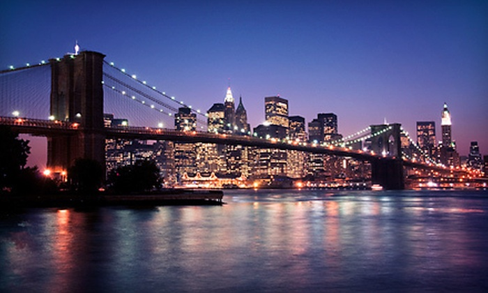 SaturdayNightCruises.com - New York: Saturday-Night Cruise on the Hudson River for One or Two from SaturdayNightCruises.com (Up to 58% Off)