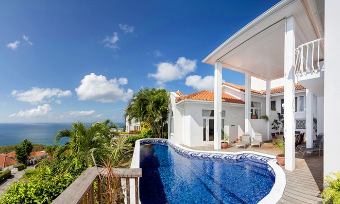 Windjammer Landing Villa Beach Resort In Castries Groupon Getaways