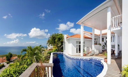 4- or 7-Night Stay for Two or Four at Windjammer Landing Villa Beach Resort