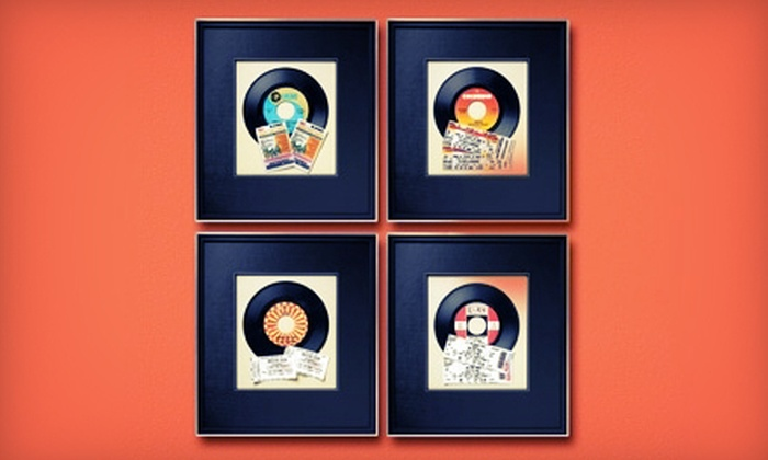 Deck The Walls - West Lake Hills: $45 for $100 Worth of Custom Framing at Deck the Walls