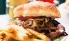 Whippersnappers Restaurant - Londonderry: Pub Meal for Two or Four at Whippersnappers Restaurant (Up to 58% Off)