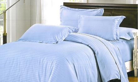 Cotton Duvet Cover Set for AED 229 in Choice of Colour