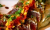 The Island Merchant  - Barnstable Town: Tropical Cuisine at The Island Merchant (Up to 54% Off). Two Options Available.
