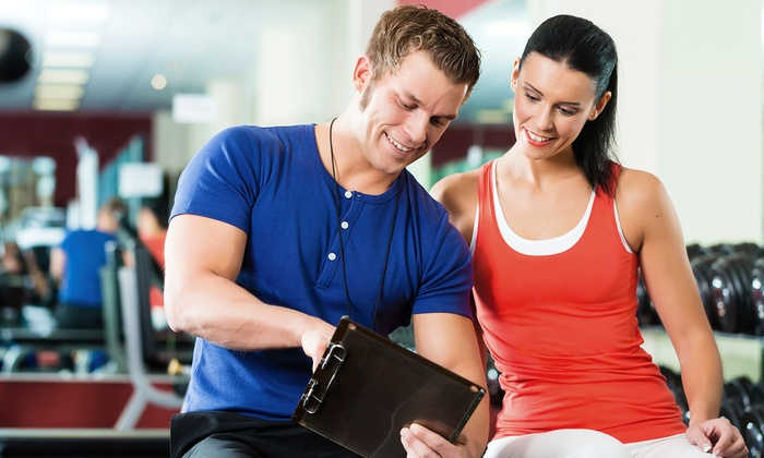 Fucci Fitness - Roseville: 4, 7, or 10 Personal-Training Sessions from Fucci Fitness (Up to 72% Off)