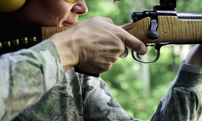 Dynamic Firearms Training - New York City Metro Area: Two-Hour Shooting Experience with Military Rifle or Select Firearms at Dynamic Firearms Training (Up to 73% Off)