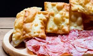 Il Gazebo: Menu All you can eat gnocco fritto con salumi e birra da 2 a 6 persone al Ristorante Il Gazebo (sconto fino a 73%)