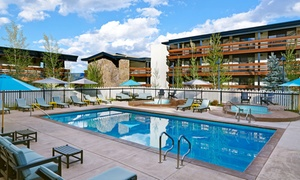 Holiday Inn Snowmass Village: Stay at Holiday Inn Express Snowmass Village in Aspen, CO. Resort Fee Included. Dates into September.