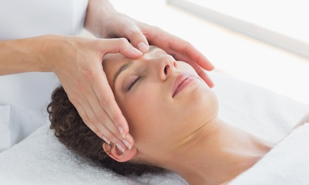 One, Two, or Four Reiki Therapy Sessions at Heart & Soul Power Healing (Up to 55% Off)