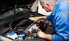 All American Auto Care Center Inc - Schaumburg: One or Two Oil-Change Packages with Tire Rotation and Inspection at All American Auto Care Center Inc (Up to 64% Off)