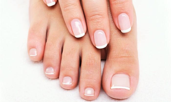 Golden Apple Skin Laser & Veins - Goodyear: Laser Nail-Fungus Treatment at Golden Apple Skin Laser & Veins (Up to 61% Off).
