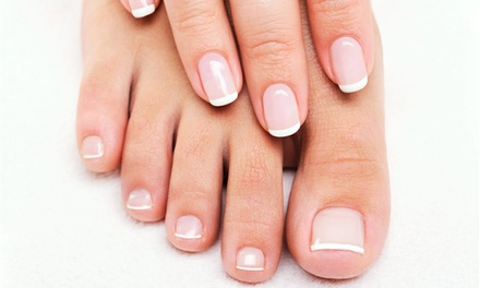 Laser Nail-Fungus Treatment at Golden Apple Skin Laser & Veins (Up to 63% Off).