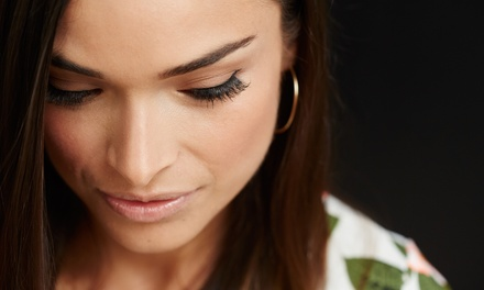 Full Set of Synthetic Eyelash Extensions with Optional Refill at Browart23 (Up to 70% Off)