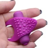 Frisky Clit Stimulating Finger Vibrator