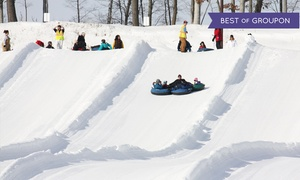 Up to 47% Off Snow Tubing at Wild Mountain/Taylors Falls Recreation, plus 9.0% Cash Back from Ebates.