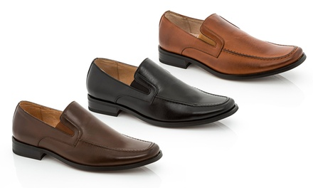 Franco Vanucci Men's Slip-On Dress Shoe