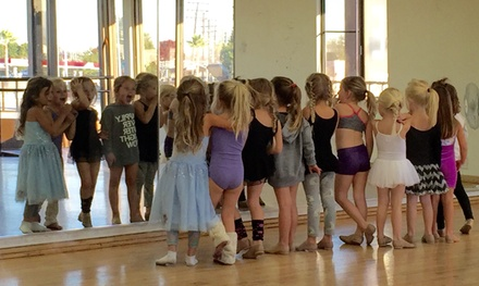 Four Dance Classes from Newport Dance Theater (67% Off)
