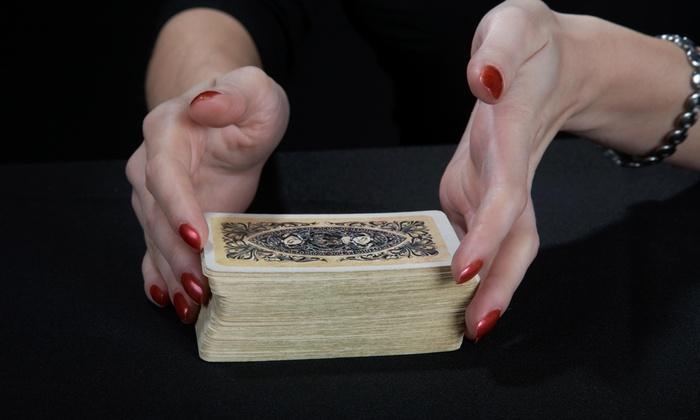 Lipstick Tarot & Psychic Medium Readings - Lipstick Tarot & Psychic Medium Readings: Tarot-Card Reading from 30 Minute Intuitive Tarot Reading (43% Off)