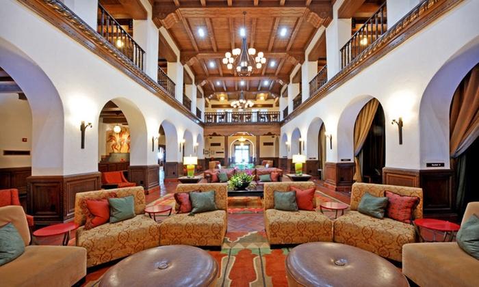 Hotel Andaluz   Albuquerque: One  Or Two Night Stay In A Conrad Studio ...