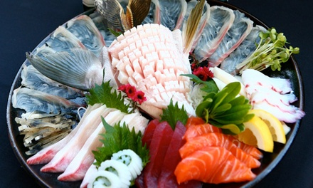 $15 for $30 Worth of Sushi, Japanese Food, and Drinks at Wonderful Sushi Hillcrest