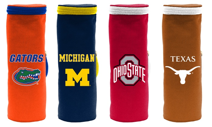 Officially Licensed NCAA Insulated Bottle Holder