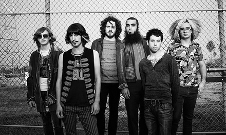 Foxy Shazam at Mercury Ballroom on November 6 at 7 p.m. (Up to 45% Off)