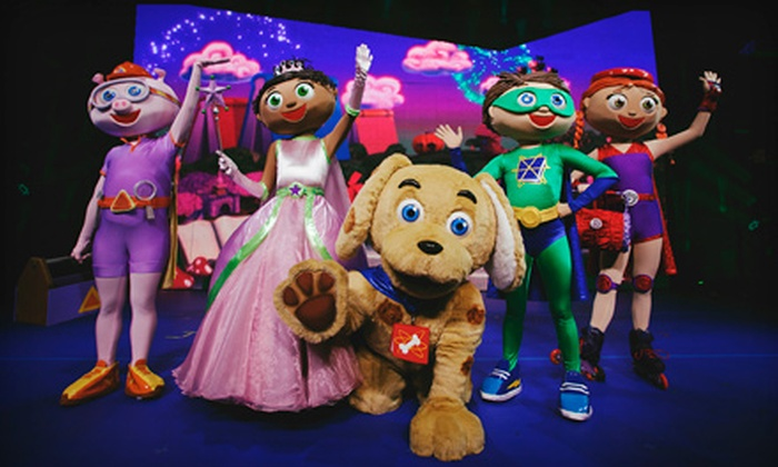 "Super Why Live: You've Got the Power! - Hershey: ""Super Why Live: You've Got the Power!"" at Hershey Theatre on Friday, May 3, at 6:30 p.m. (Up to 41% Off)"