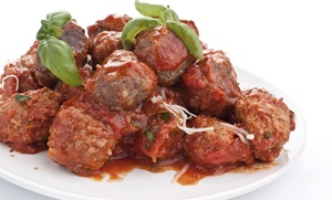 Piccola Italia: One Free Appetizer with Purchase of An Entree at Piccola Italia