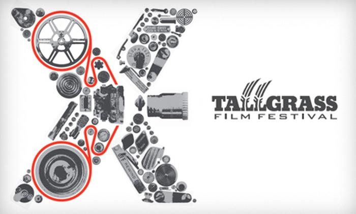 Tallgrass Film Festival - Downtown Wichita: Two or Four Movie Tickets to the Tallgrass Film Festival (Up to 55% Off)