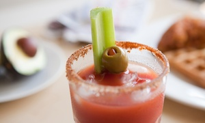T-Lounge: $18 for $30 Toward Sunday Brunch for Two or More at T-Lounge