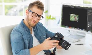 Le Foto Di Riccardo: Corso di fotografia digitale e fotoritocco per una o 2 persone (sconto fino a 93%)