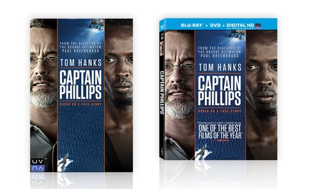 Hot New Release: Captain Phillips on Blu-ray or DVD from $14.99-$18.99. Free Returns.
