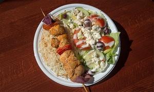 Cafe Med: Mediterranean Food at Cafe Med (38%  Off)