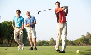 Golf Château Cartier: Ronde de golf 18 trous pour 2 ou 4 personnes au Golf Château Cartier (jusqu'à 48 % de rabais)