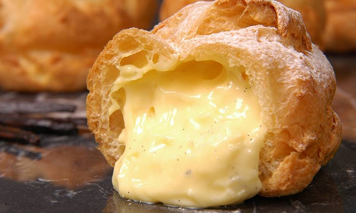 Beard Papa's - Garden Grove: $12 for $20 Worth of     Cream Puffs and Drinks at Beard Papa's