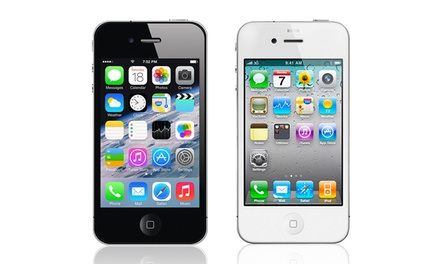 Apple iPhone 4s 8GB or 16GB Smartphone (GSM Unlocked) (Refurbished)