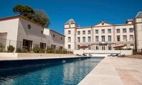 Brunch avec accès au spa pour 2 ou 4 personnes dès 59,99 € au SAS CDR Château De La Redorte