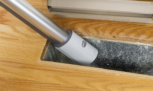 American Green Carpet Cleaning: Vent Cleaning Package from American Green Carpet Cleaning (84% Off)