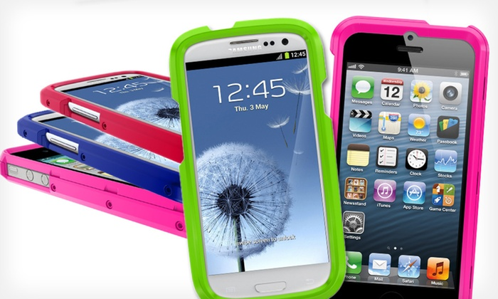 Trident iPhone and Samsung Galaxy Cases: $8.99 for Trident Apollo iPhone or Samsung Galaxy Cases ($29.95 List Price). Multiple Styles Available. Free Returns.