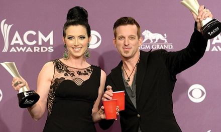 Thompson Square at Carlisle Fairgrounds on Thursday, July 9, at 7 p.m. (Up to 45% Off)