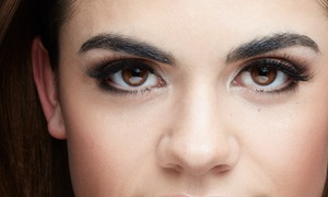 Pro Image Hair & Day Spa - Doris Zuch: Full Set of Mink Eyelash Extensions at Pro Image Hair & Day Spa - Doris Zuch (55% Off)