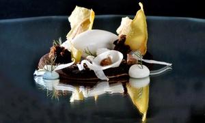 Restaurant Rose: 3-Gänge-Überraschungsmenü für Zwei zum Lunch beim jüngsten Sternekoch Deutschlands im Restaurant Rose für 59 €