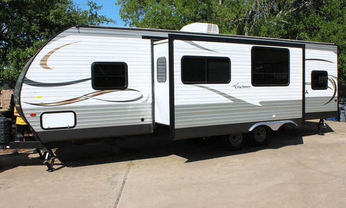 Adventure Calls RV - Austin: Two-, Three-, or Four-Day RV Rental from Adventure Calls RV (Up to 37% Off)
