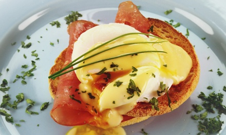 All-Day Breakfast for One ($8), Two ($16) or Four People ($32) at Fiori Café, Takapuna (Up to $60 Value)