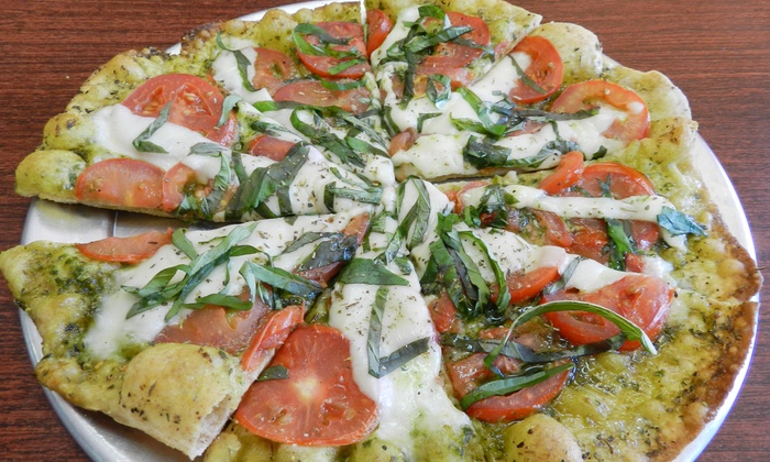 Dandelions Cafe - Evergreen: $12 for $20 Worth of Lunch or Pizza at Dandelions Cafe