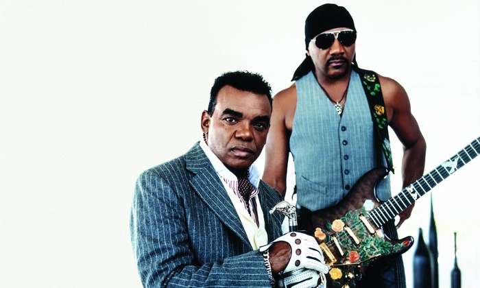 A Night of Music & Comedy with the Isley Brothers, Roy Ayers and Guy Torry - Emil and Patricia A. Jones Convocation Center at Chicago State University: A Night of Music and Comedy with the Isley Brothers, Roy Ayers, and Guy Torry on Saturday, October 24, at 7:30 p.m.