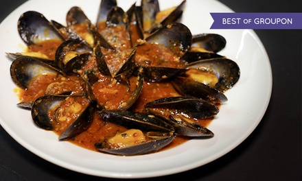 $16 for $30 Worth of Italian Food and Drinks at Cucina Bella in Algonquin
